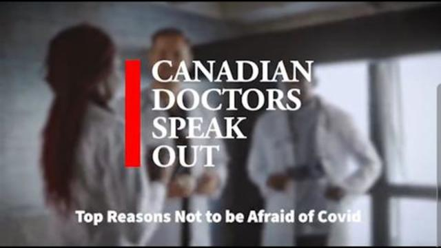 Physicians in Canada Allay Fears over COVID