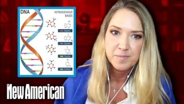 Dr. Carrie Madej: Covid Shots, DNA & Transhumanism! - The New American Must Video