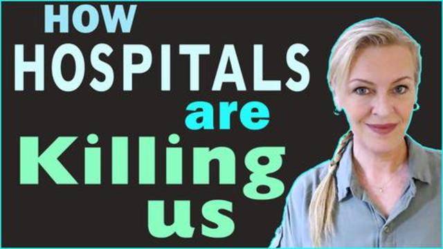 Amazing Polly: How Hospitals Are Killing Us! - Must Video