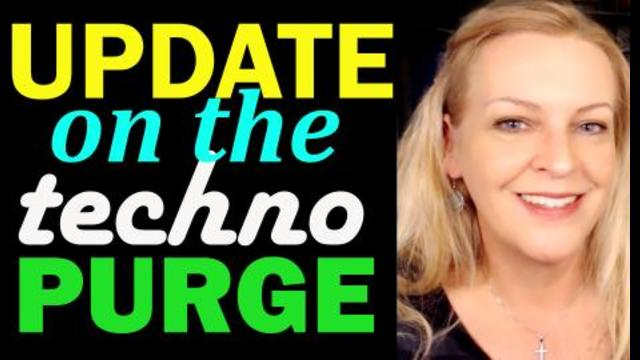 Amazing Polly: Update On The Purge! Technological Harassment! - Great Video