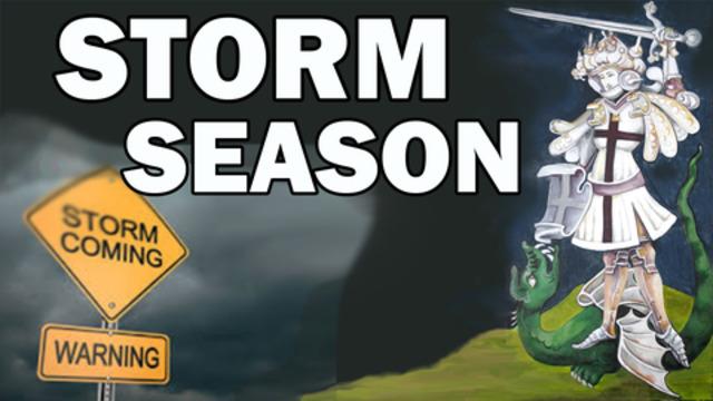 Amazing Polly - Storm Season Has Begun
