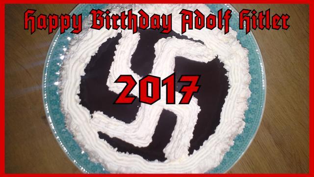 Sensational Happy Birthday Adolf Hitler 2017 Funny Birthday Cards Online Inifofree Goldxyz