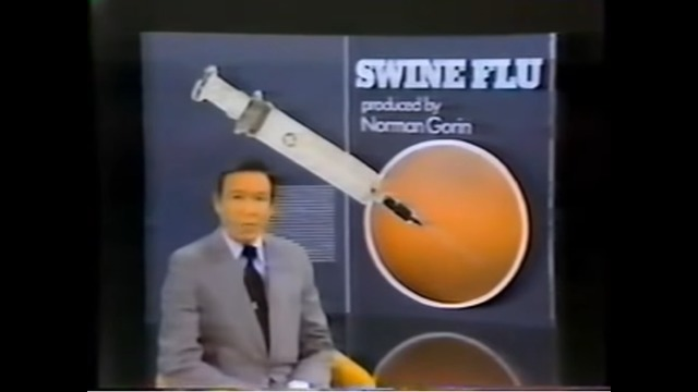 The Swine Flu Fraud of '76