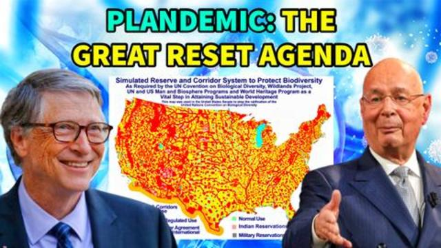 AGENDA 21 MOVING FORWARD | Plandemic, Great Reset, & ID2020