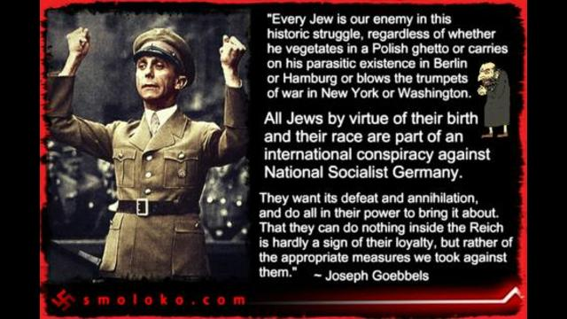 Goebbels Bitchute