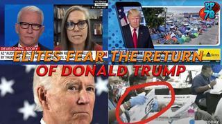Trump Reinstatement The Elite's Worst Nightmare! - Red Pill 78 Must Video