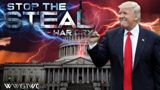 Stop The Steal – Trump 2020