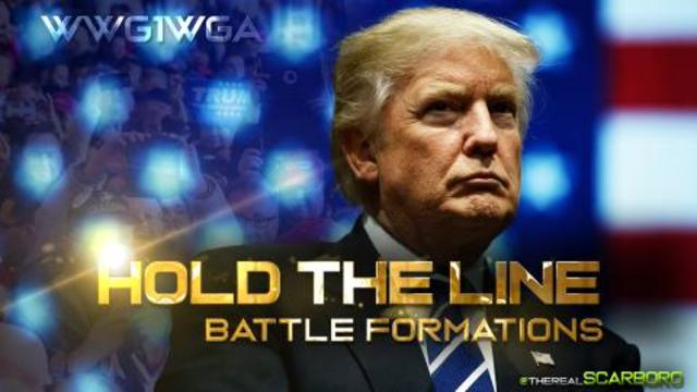 Hold The Line | Trump 2020