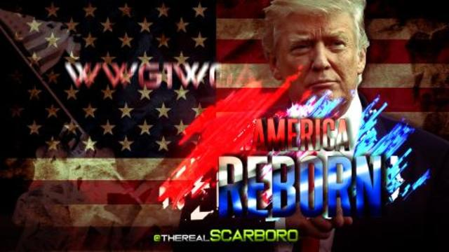 America Reborn | Trump2021