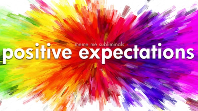 Image result for positive expectations