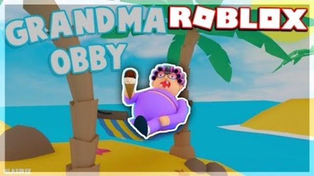 Walkthrough How To Beat Escape Grandma S House Obby Roblox