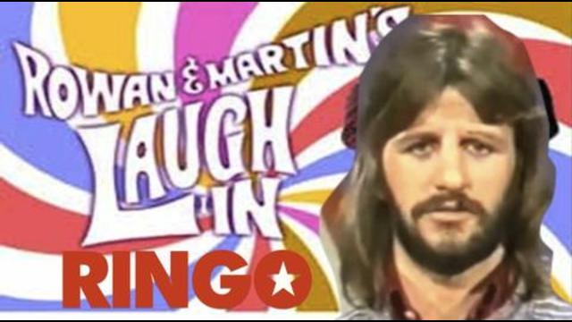 Image result for ringo starr on laugh-in images