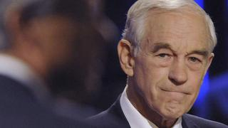 Facebook shuts down Ron Paul. Let that sink in. Ron Paul