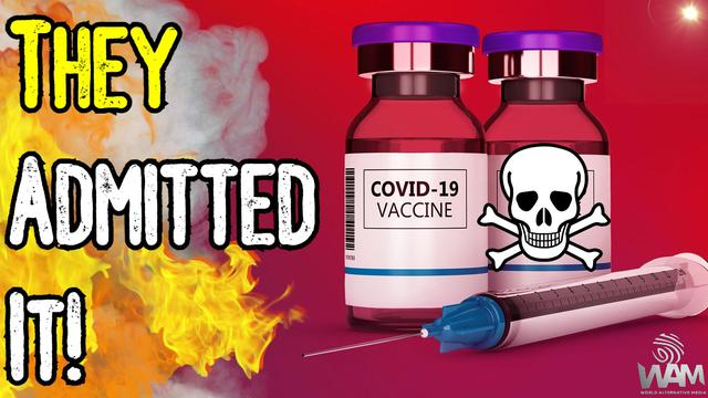 They Admitted It! Vaccinated People Are The Variant! Millions In Danger! - World Alternative Media