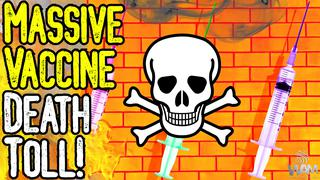 Massive Vaccine Death Toll! - New Side Effects Reported As Deaths Skyrocket! - Must Video