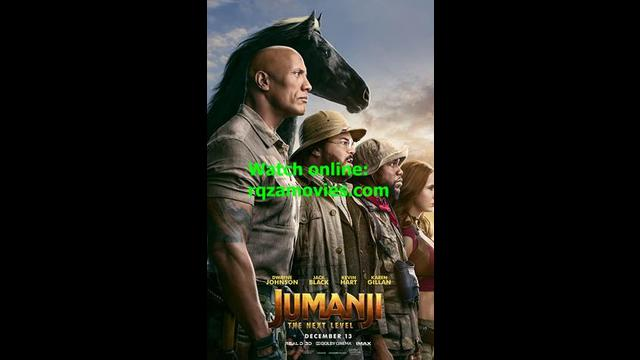 View Jumanji The Next Level Full Movie In Hindi Download PNG