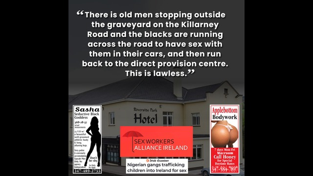 Cork - Gardai called over Direct Provision Prostitution ring in Millstreet