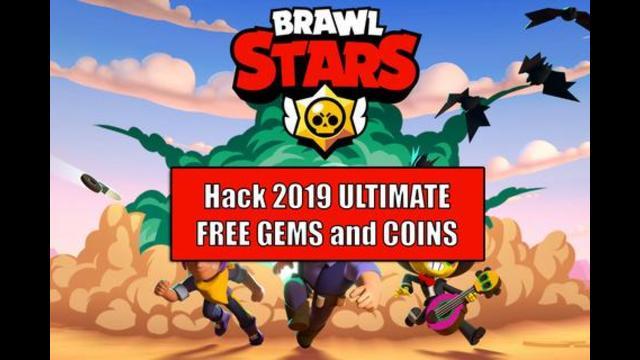 Free gems brawl stars