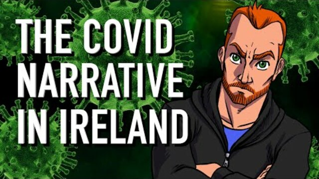 Addressing the Covid Narrative in Ireland with Dr Marcus De Brun