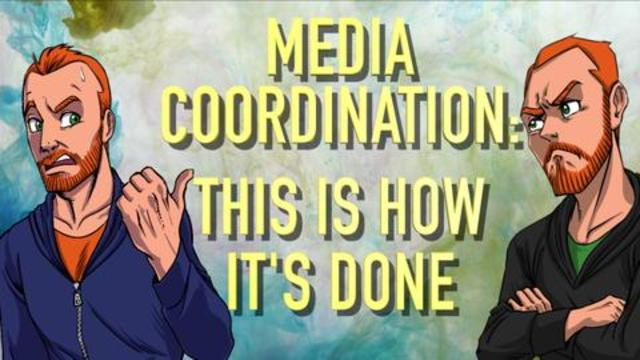 Media Coordination: This is How It's Done (Bitchute, Odysee Exclusive)