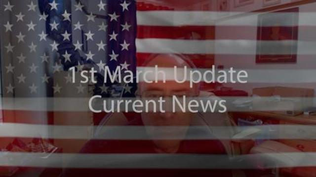 Simon Parkes: 1st March Update Current News! - Must Video