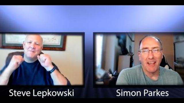 Simon Parkes & Steve Lepkowski Discuss Current Affairs - 10-25-21 - Must Video