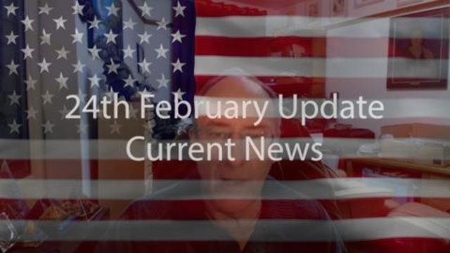 Simon Parkes: 24th February Update Current News! - Must Video