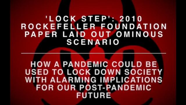 OPERATION LOCKSTEP - Rockefeller Plan for Martial Law (2010)