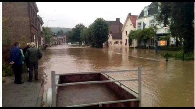 Mechelen onder water - Wateroverlast Mechelen