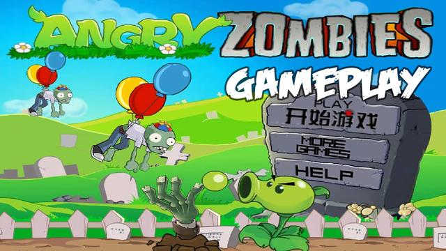 Angry Zombies Gameplay