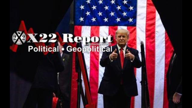 X22Report: This Is Not About Winning A Battle! It's About Winning The War! Time To Return To The White House! - Must Video