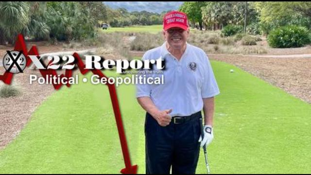 X22Report: Deep State Failed, Pain Comes In Many Different Forms, Insurance Policy In Play! - Must Video