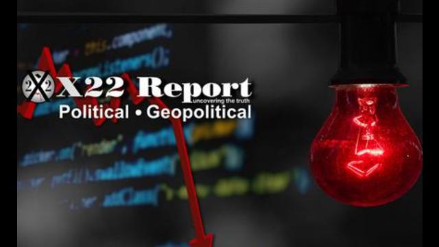 X22Report: The Deep State Exposed Their Plan When The Truth Is Revealed About The Elections, Red Alert! - Must Video
