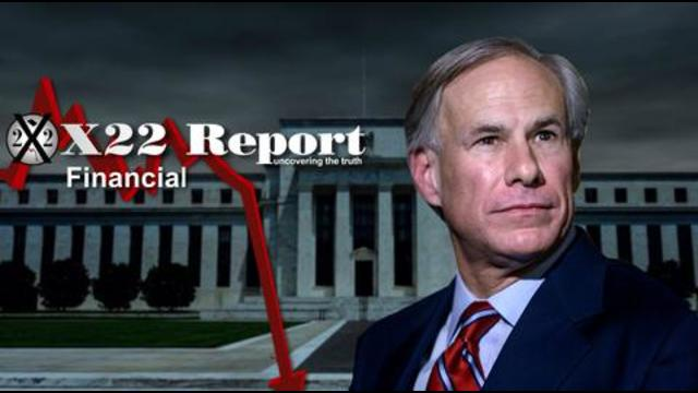 X22Report: Future Proves Past, Fed Note Loses Purchasing Power, Texas Makes a Move! - Must Video