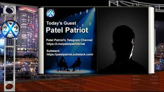 X22Report: Devolution Was Strategically Planned by Trump & the Military to Take Back the Country! - Patel Patriot - Must Video