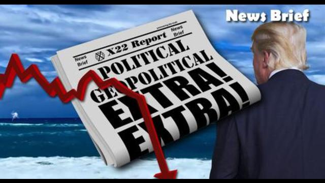 X22Report: The Tide Is Turning! The 2020 Election Will Go Down as the Crime of the Century! - Must Video