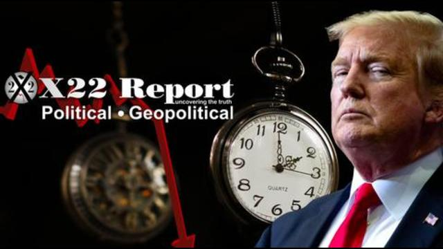 X22Report - Deep State Never Thought She Would Lose! Now They All Lose! Timing Left Up To The Patriots! - Must Video