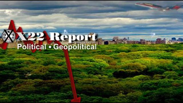X22Report: Who Will Be Next? Watch NY! Patriots Planned & Set The Trap! Justice! - Must Video