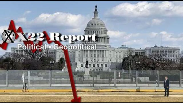 X22Report: Deep State False Flag In DC Used To Protect Themselves, Panic, Flynn, It Will Happen Be Patient! - Must Video