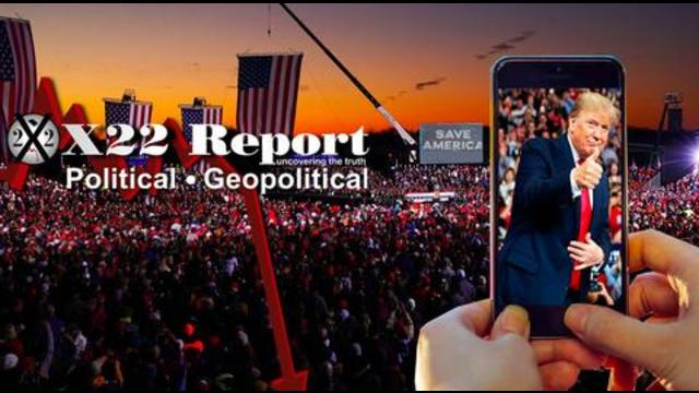 X22Report: No Such Agency, Trump's Great Awakening, Nothing Can Stop This, Stage Is Being Set! - Must Video
