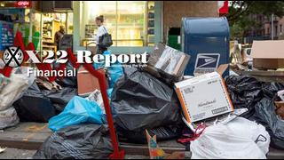 X22Report: Taxes Rise, Life Outlook Plummets! People Waking Up, Transition Move Forward! - Must Video