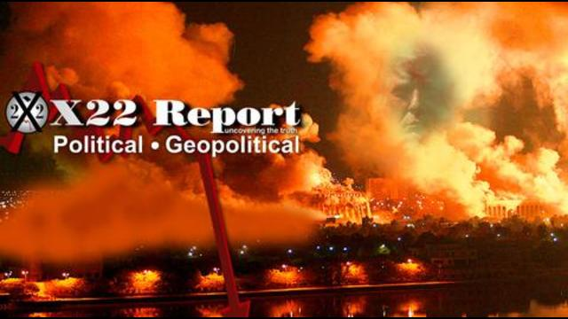 X22Report: Just Because Something Isn't Public Doesn't Mean… Shock & Awe! - Must Video