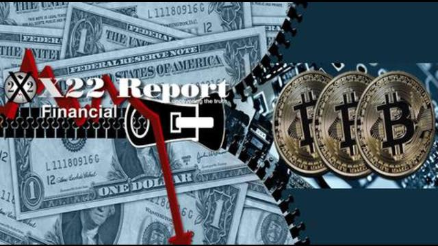 X22Report: The Fed System Goes Down! The People Are Pushing Back! - Must Video