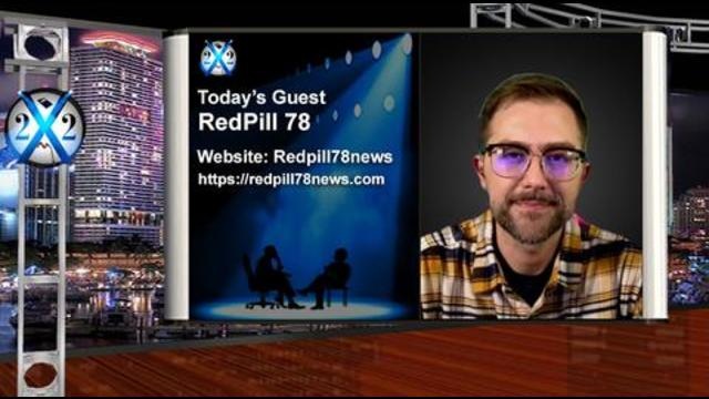 X22Report: RedPill78 - Durham Will Soon Come Into Focus, The Military Is The Only Way Forward! - Must Video