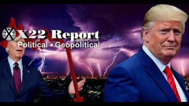 X22Report: Trump Dangles The Bait, GSA, Deep State Takes The Bait, Truth Transparency The Only Way Forward! - Must Video