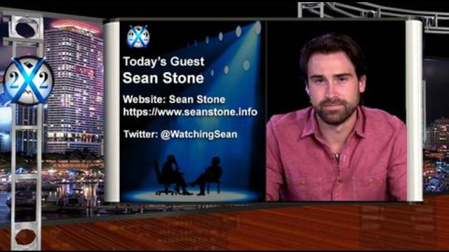 X22Report: Sean Stone - White Hats Are in Control! The Power Is Being Restored to the People! - Must Video