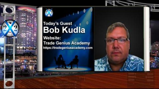 BOB KUDLA – GOLD & SILVER ARE GOING TO FLIP & RIP, CURRENCY TRANSITION COMING
