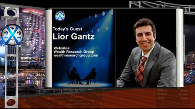 X22Report: The Central Banks Believe They Have The Green Light For The Reset, Trap Set! - Lior Gantz Video