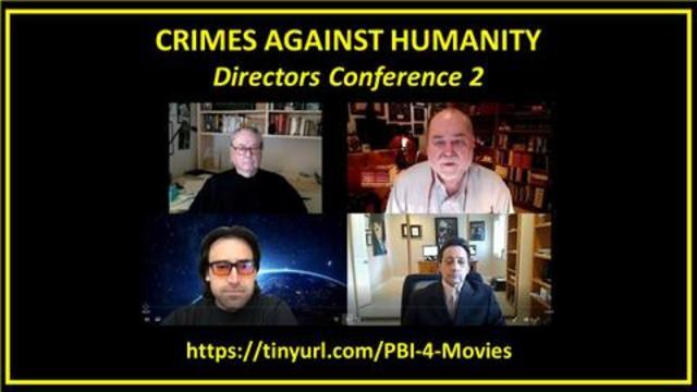 Robert David Steele: Movie Directors Conference on Wall Street Treason & Crime Movie! - Must Video