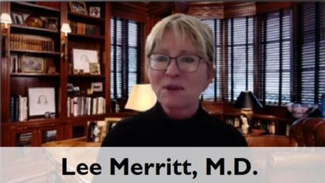 """Dr. Lee Merritt - Coronavirus BioWarfare, Psyop: """"Purposeful Longterm Takedown of Our Society! Why Take This Vaccine Risk? There Are Treatments!"""" - Must Video"""